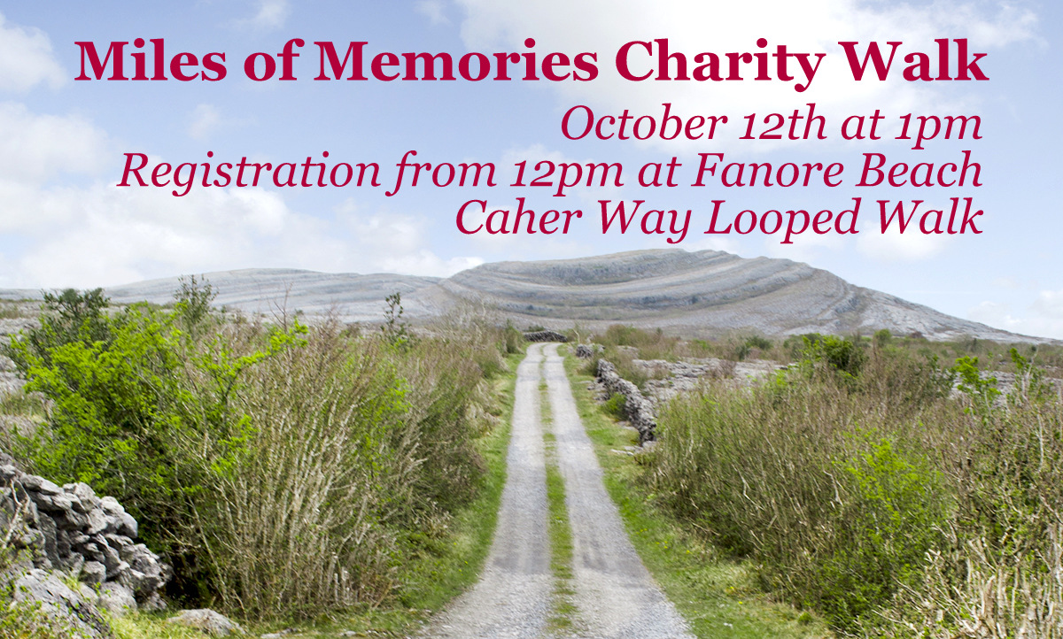 Miles of Memories Charity Walk